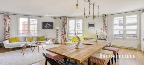 vente appartement de 58.0m² à levallois-perret