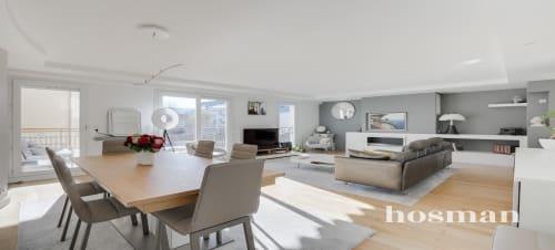 vente appartement de 122.0m² à suresnes