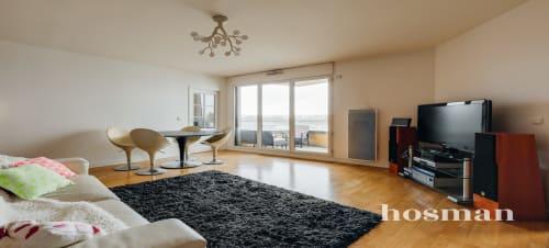 vente appartement de 85.4m² à paris