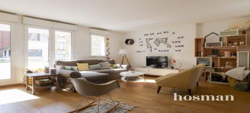 vente appartement de 86.0m² à