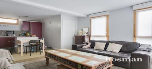 vente appartement de 81.0m² à paris