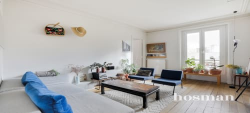 vente appartement de 41.2m² à paris
