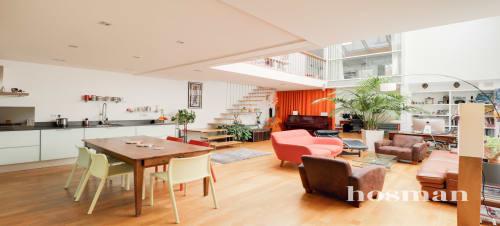 vente loft_atelier de 146.0m² à vincennes