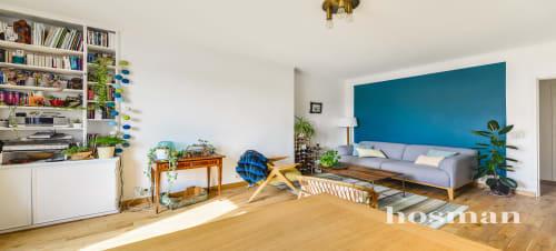 vente appartement de 58.0m² à paris