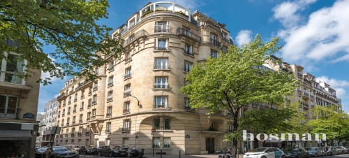 vente appartement de 89.4m² à paris