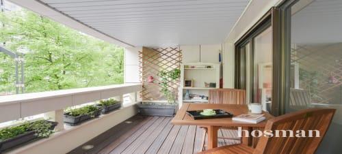 vente appartement de 73.0m² à levallois-perret