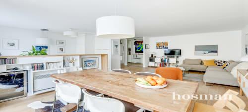 vente appartement de 71.5m² à paris