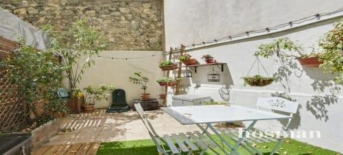 vente appartement de 14.0m² à paris