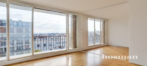 vente appartement de 56.49m² à paris