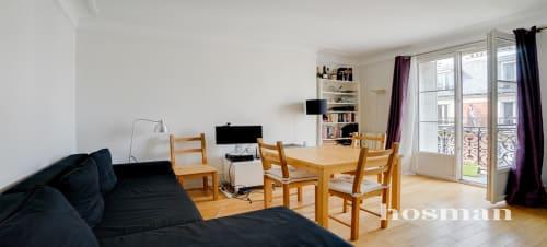 vente appartement de 33.0m² à paris