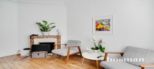 vente appartement de 52.0m² à clamart