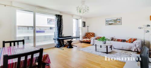 vente appartement de 44.0m² à saint-ouen