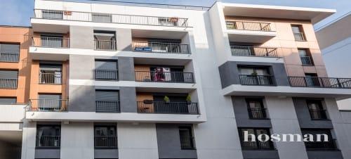 vente appartement de 63.0m² à bois-colombes