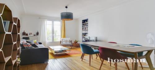 vente appartement de 55.0m² à paris