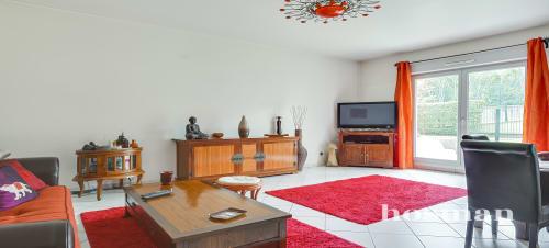 vente appartement de 54.3m² à clamart
