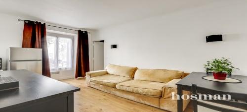vente appartement de 29.0m² à pantin