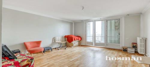 vente appartement de 51.0m² à colombes