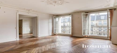 vente appartement de 121.0m² à paris