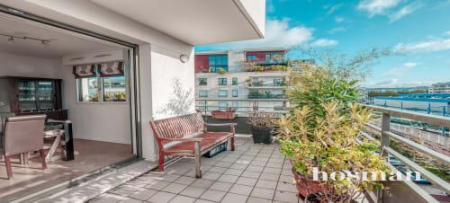 vente appartement de 127.29m² à issy-les-moulineaux