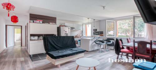 vente appartement de 57.0m² à clamart