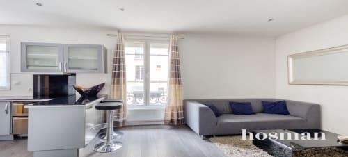 vente appartement de 34.0m² à vincennes