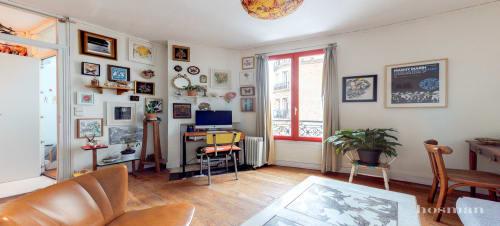vente appartement de 39.2m² à saint-ouen