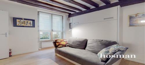 vente appartement de 19.25m² à paris