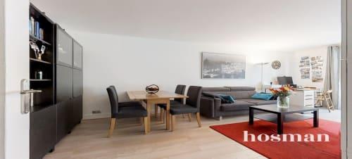 vente appartement de 48.39m² à paris