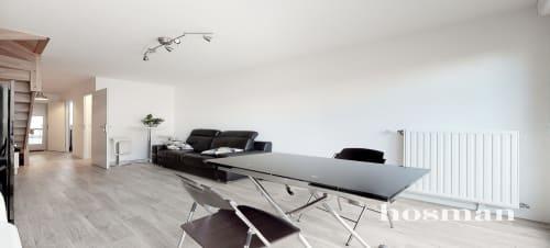 vente appartement de 60.0m² à la courneuve