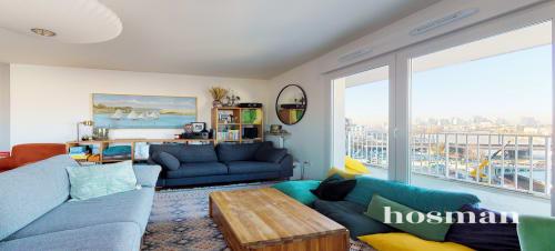 vente appartement de 112.0m² à clichy