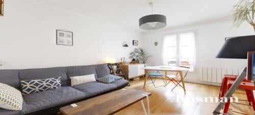 vente appartement de 33.73m² à paris