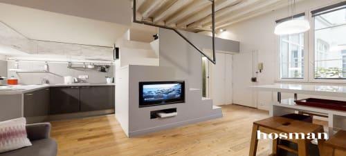 vente appartement de 17.18m² à paris