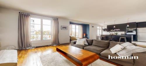 vente appartement de 87.53m² à asnières-sur-seine