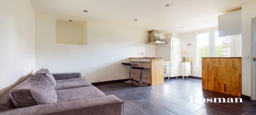 vente appartement de 28.57m² à vanves