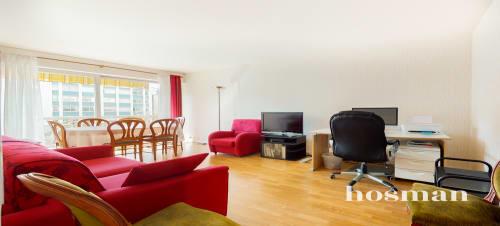 vente appartement de 67.14m² à clichy