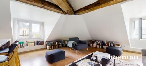 vente appartement de 18.67m² à paris