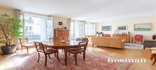 vente appartement de 111.0m² à paris