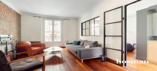 vente appartement de 38.0m² à pantin