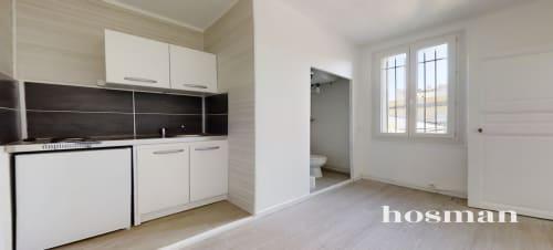 vente appartement de 17.0m² à pantin