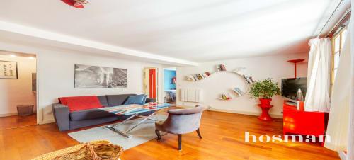 vente appartement de 33.6m² à paris