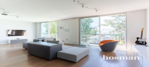 vente appartement de 109.4m² à vincennes
