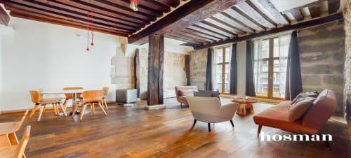 vente appartement de 80.75m² à paris