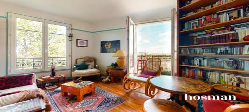 vente appartement de 40.0m² à clichy