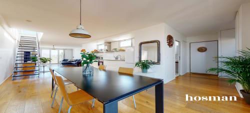 vente appartement de 109.69m² à bagnolet