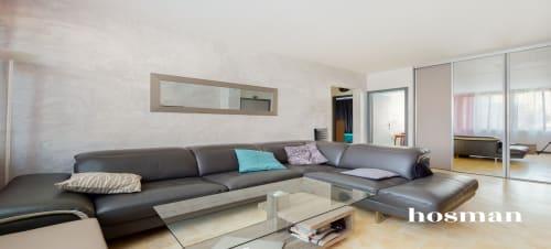 vente appartement de 58.0m² à pantin