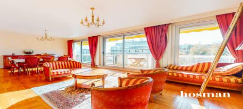 vente appartement de 117.0m² à saint-cloud