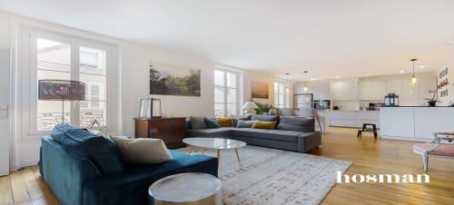 vente appartement de 102.91m² à colombes