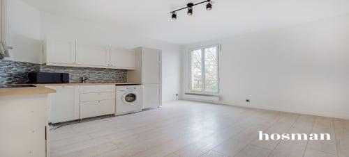 vente appartement de 26.0m² à pantin