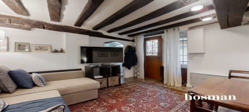 vente appartement de 33.34m² à paris