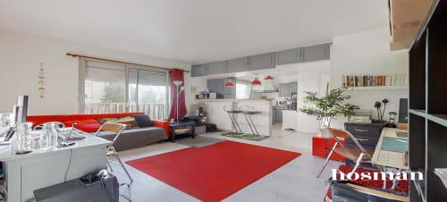 vente appartement de 45.0m² à gennevilliers